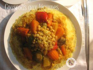 couscous légumes marocain