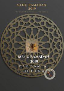recettes ramadan 2019 menu 1