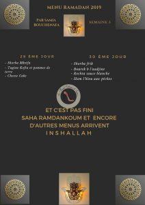 recettes ramadan 2019 menu 5