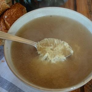 soupe de pot-au-feu