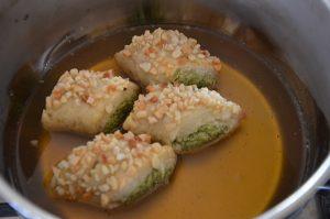 trempage au miel des skandranyette au moringa