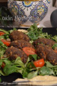 recette cocklos algériens