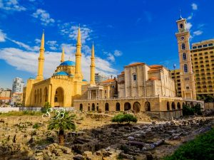 mosquée eglise beyrouth