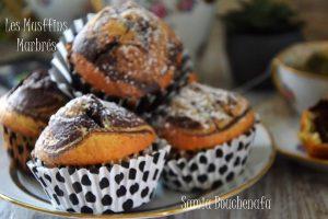 musffins marbrés choco de samia