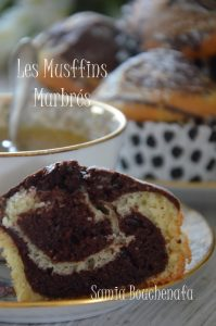 musffins chocolat vanille