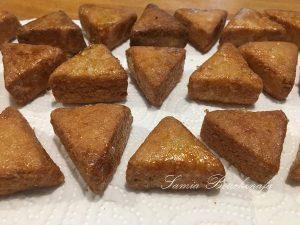 recette de shbah essafra