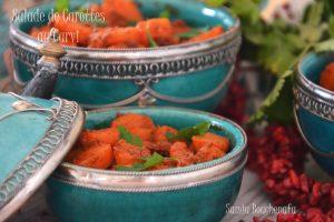 salade carottes carvi shalada zrodya kerouya