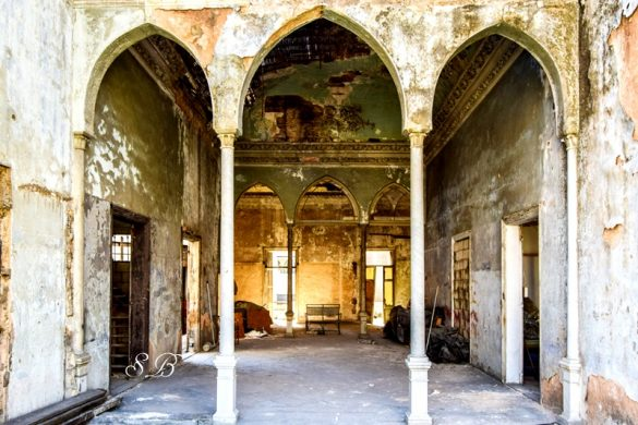 vieux palais beyrouth