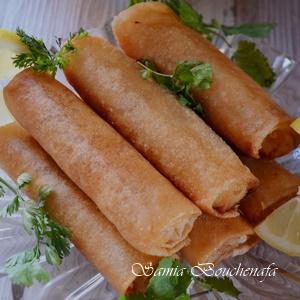 bourek facile thon fromage samia bouchenafa ramadan