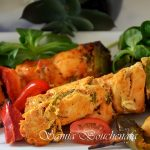 brochette de poulet mariné au four ramadan samia bouchenafa top chef samiratv