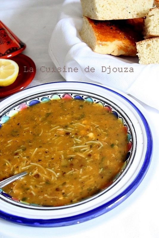 hrira-marocaine-djouza-menu-ramadan-samia-bouchenafa