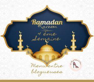 menus entre blogueuses ramadan 2019