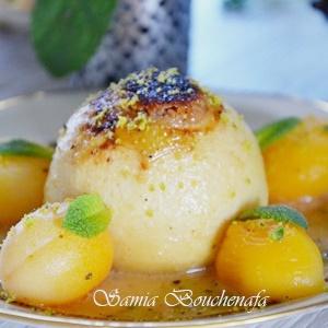 pommes aux amandes au ham'lhou-recette ramadan-2019-samaia-bouchenafa-samira-tv