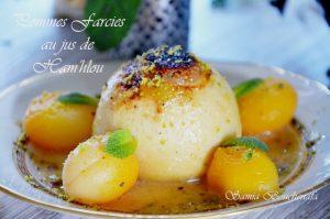 pommes aux amandes au ham'hlou recette-ramadan-samia bouchenafa blog samiratv