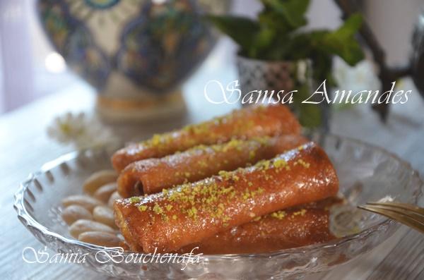 samsa cigares miel,samiratv,samia bouchenafa,ramadan,gateaux Aïd
