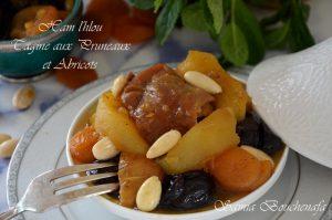 recette tagine ham l'hou, recette ramadan facile, samia bouchenafa,samiratv, top chef mbc1