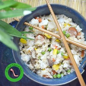 véritable riz cantonais