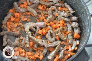 carotte riz cantonais