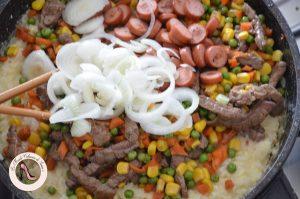 garniture du riz cantonais1