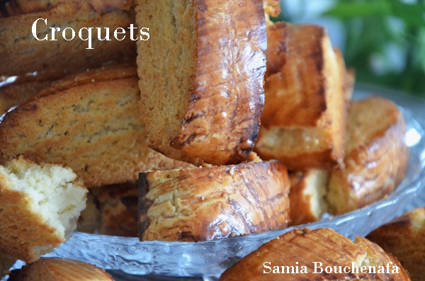 croquets facile recette samia bouchenafa
