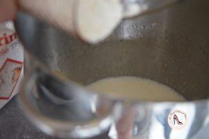 farine à croquet