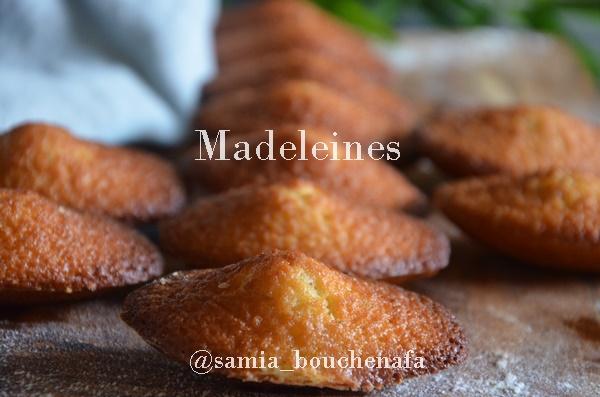 madeleines conticini