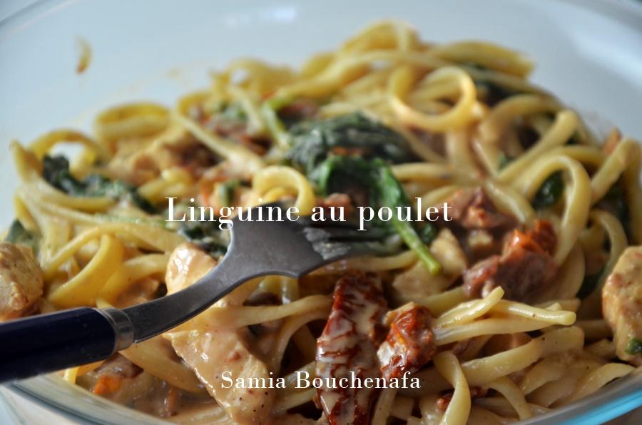 linguina pate italienne poulet