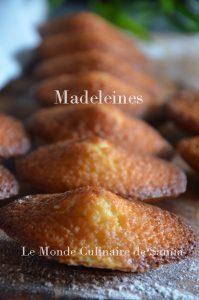 madeleines Philippe Conticini