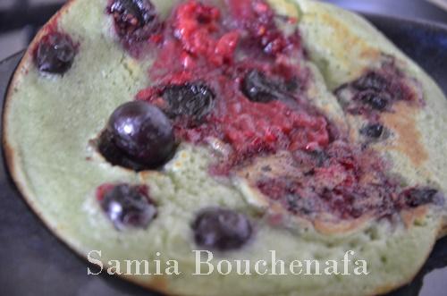 pan cakes pistache coco1
