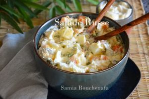 salade russe ensaladilla rusa