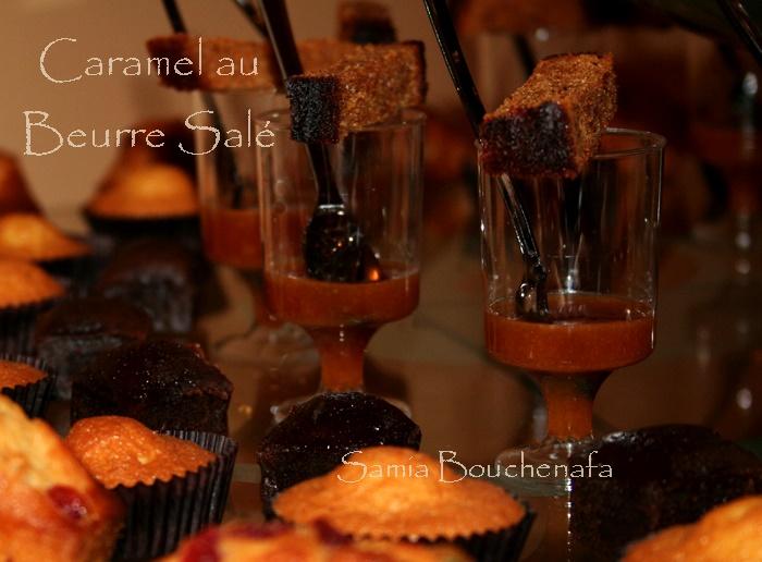 caramel beurre salé samia bouchenafa