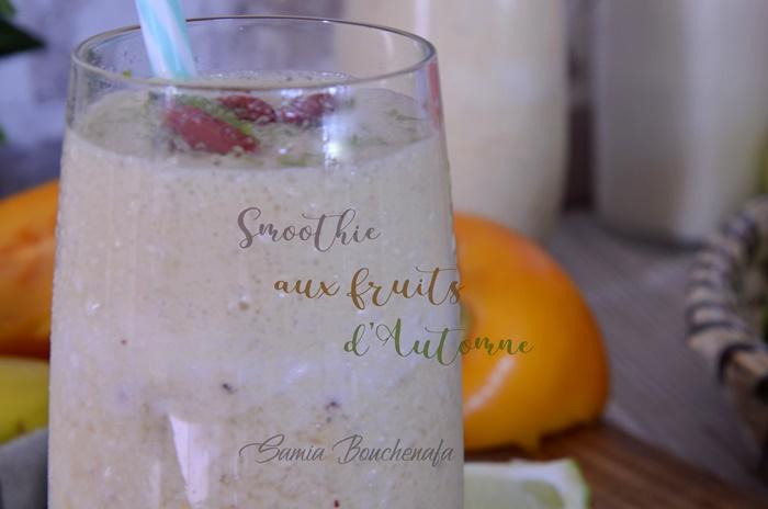 smoothie-lait-végétal-fruits-automne