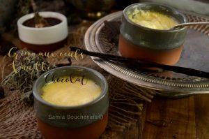 crème-aux-oeufs-chocolat-vanille