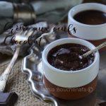 crème aux oeufs chocolat