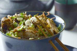 salade-poulet-vermicel-loungkou