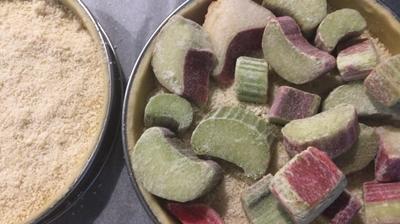 tarte-à-la-rhubarbe