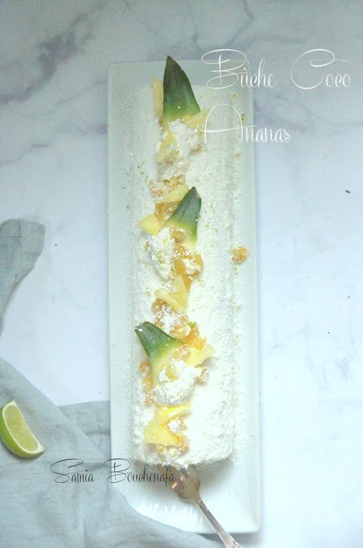 buche-ananas-coco-citron-vert-vanille
