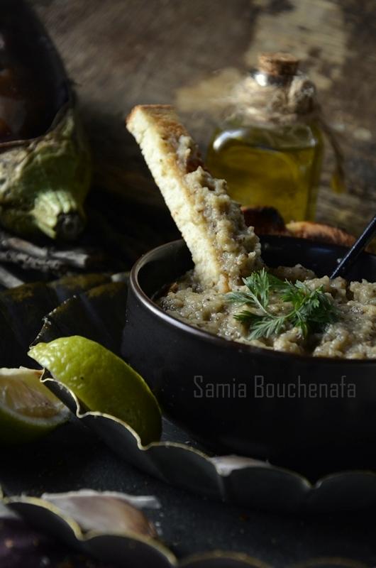 caviar-aubergine-en-tartinade