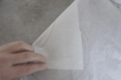 montage meringue pavlova