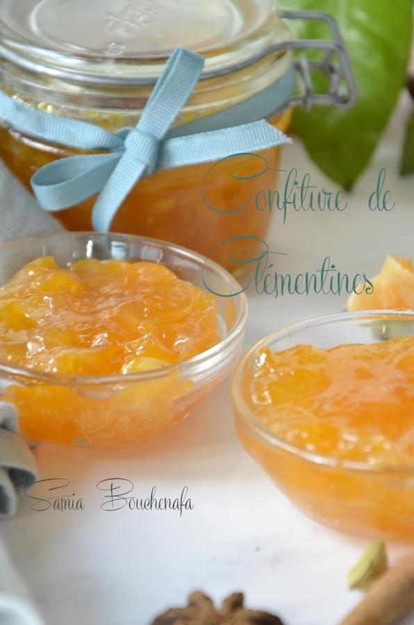 confiture-de-clementines
