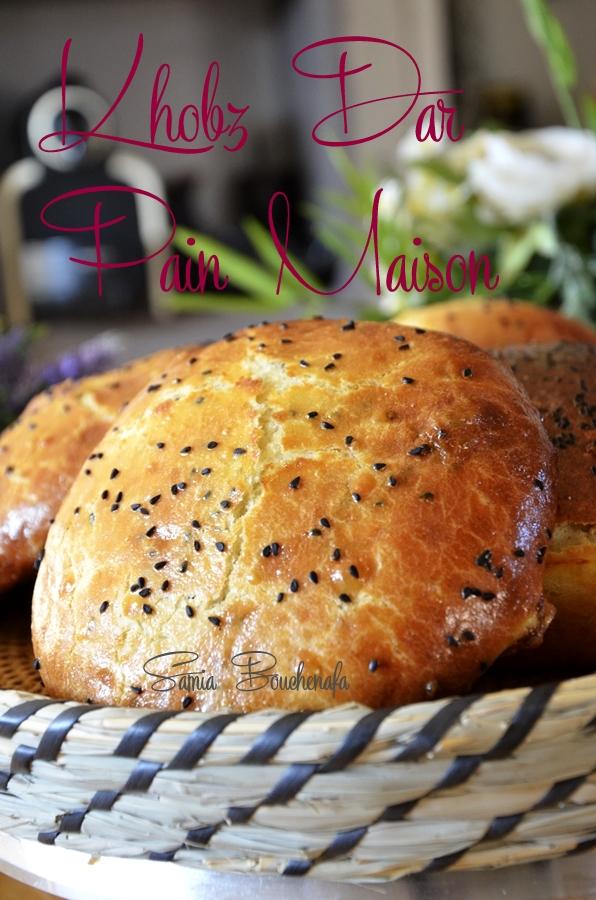 khobz-pain-maison-à-la-farine