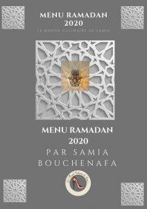 page menu ramadan 2020