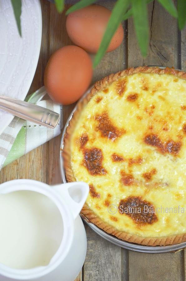 quiche-lardons-fumés-fromages