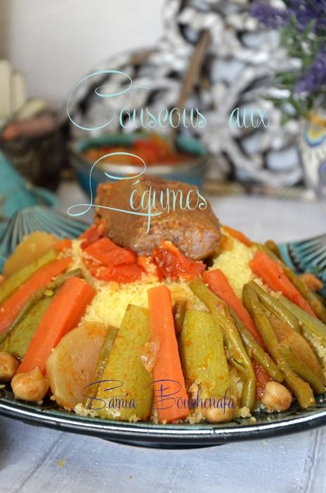 couscous aux légumes véritable ramadan 2020
