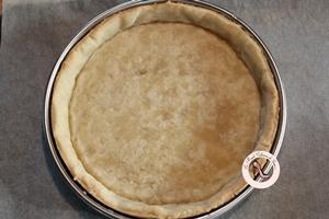 cuisson-a-blanc-tarte-épinard