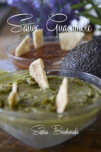 recette guacamole du mexique