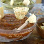 sauce salsa mexicaine pour-fajitas