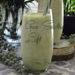 smoothie sans sucre aux fruits et legumes