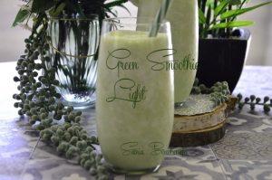 smoothie sans sucre aux fruits et legumes