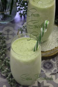 smoothie light aux fruits et légumes